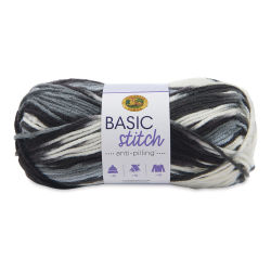 Lion Brand Basic Stitch Anti-Pilling Yarn - Nightfall, 185 yds