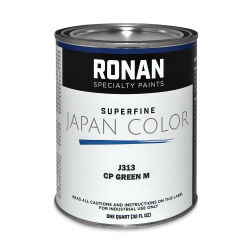 Ronan Superfine Japan Color - CP Green Medium, Quart