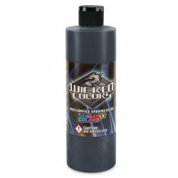 Createx Wicked Colors Airbrush Color - 16 oz, Detail Smoke Black