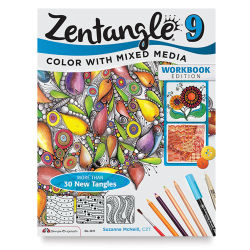 Zentangle Expanded Workbook, 9 - Paperback
