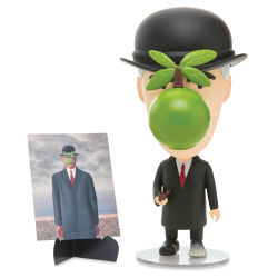 Art History Heroes Figurine Collection - Rene Magritte