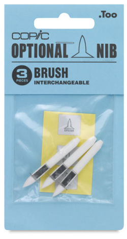 Copic Original Replacement Nibs, Set of 3
