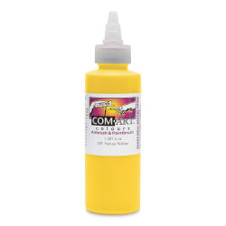 Iwata Com-Art Airbrush Color - 4 oz, Opaque Hansa Yellow