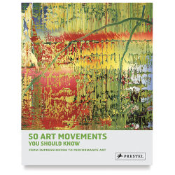 50 Art Movements You Should Know (Paperback)