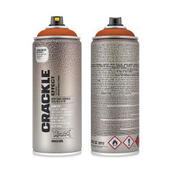 Montana Crackle Effect Spray - Copper Brown, 11 oz