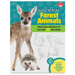 Walter Foster Learn to Draw Forest Animals - Paperback
