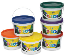 Craypla Dough, Set of 6