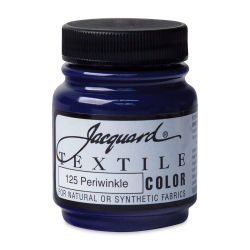 Jacquard Textile Color - Periwinkle, 2.25 oz jar