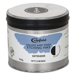 Caligo Safe Wash Etching Ink Extender - 500 g Can