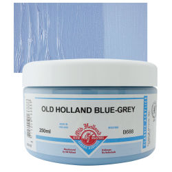 Old Holland Blue Gray