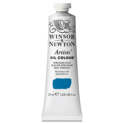 Winsor & Newton Artists' Oil Color - Cerulean Blue, 37 ml tube
