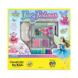Faber-Castell Creativity for Kids Fairy Fashions Kit