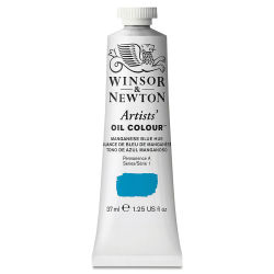Winsor & Newton Artists' Oil Color - Manganese Blue Hue, 37 ml tube