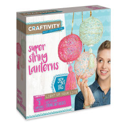 Faber-Castell Craftivity Super String Lanterns