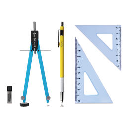 Alecs Dual-Use Touch Screen Drafting Tool Kit