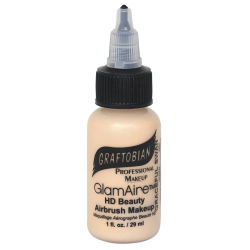 Graftobian GlamAire Airbrush Makeup - 1 oz,