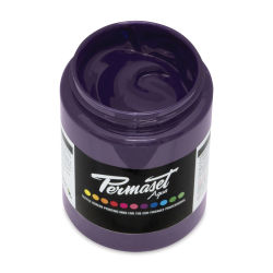 Permaset Aqua Fabric Ink - Purple, 300 ml