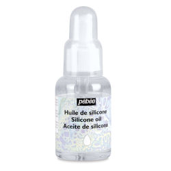 Pebeo Studio Acrylics Silicone Oil, 50 ml