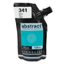 Sennelier Abstract Acrylic - Turquoise, 120 ml pouch