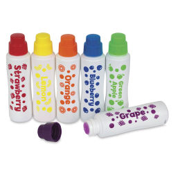 Do-a-Dot Art Markers - Scented Juicy Fruits, Set of 6