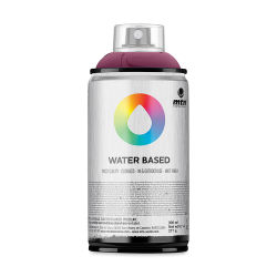 MTN Water Based Spray Paint - Red Violet Deep, 300 ml