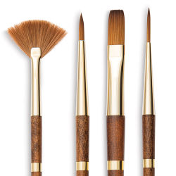 Isabey Vintage Isaqua Synthetic Brushes
