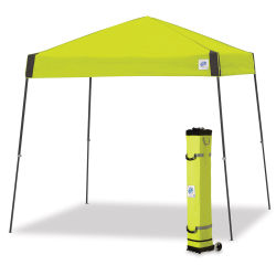 E-Z Up Vista Shelter - 10 ft x 10 ft, Limeade