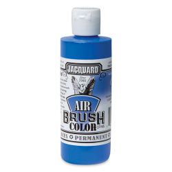Jacquard Airbrush Paint - 4 oz, Opaque Blue