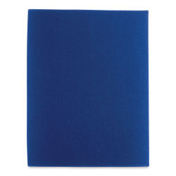 John Bead GoodFelt Beading Foundation - Blue, 4 Sheets, 8-1/2'' x 11''