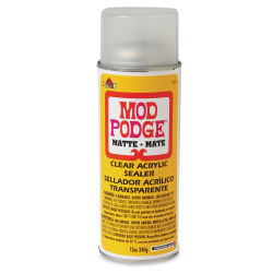 Plaid Mod Podge Clear Acrylic Sealer - Matte, 12 oz