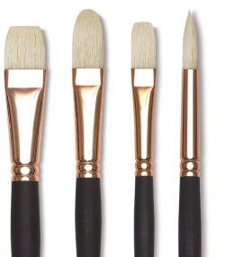 Blick Masterstroke Interlocking Bristle Brushes and Sets