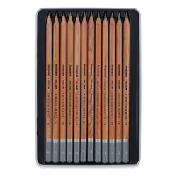 Bruynzeel Expression Series Graphite Pencils - Set of 12 (set contents)