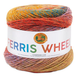 Lion Brand Ferris Wheel Yarn - Buttercup