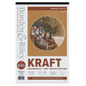 Borden & Riley Kraft Papers - 12'' x 18'', 50 Sheets