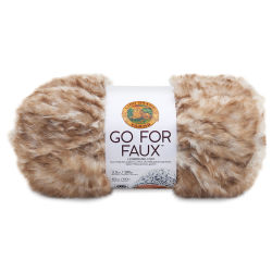 Lion Brand Go For Faux Yarn - Pomeranian