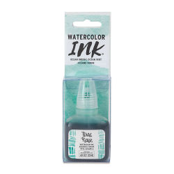 Brea Reese Watercolor Ink - Ocean Green, 0.68 oz