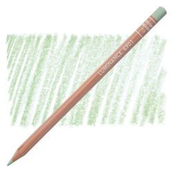 Caran d'Ache Luminance Colored Pencil - Middle Verdigris