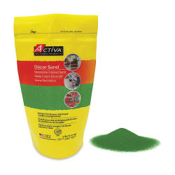 Activa Sand - Light Green, 5 lb