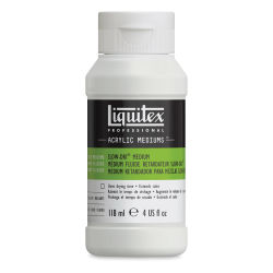 Liquitex Slow-Dri Medium, 4 oz bottle