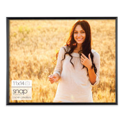 "Nielsen Bainbridge Snap Basics Frame - Black, 11"" x 14"""