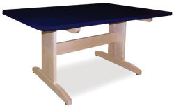 Hann Art Table, Black
