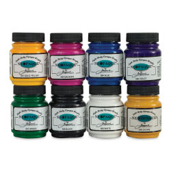 Jacquard Neopaque Acrylics - Set of 8