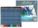 Cretacolor Marino Watercolor Pencil Set - Assorted Colors, Set of 24