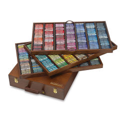 Set of 525, Deluxe Wooden Box Set