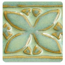 Amaco Potter's Choice Glaze - Gallon, Textured Turquoise