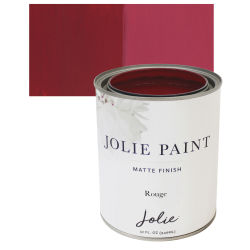 Jolie Matte Paint Rouge Quart