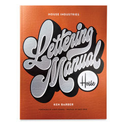 Lettering Manual, Book Cover