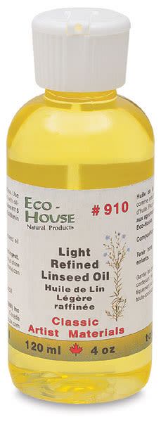 Light Refined Linseed Oil