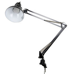 The Studio Designs LED Swing Arm Lamp - Black