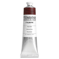 Williamsburg Handmade Oil Paint - Italian Pink, 150 ml tube